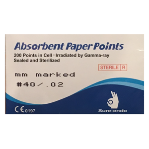 PAPIRPOINTS BLISTER SURE-ENDO